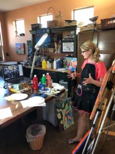 Goodyear Virtual Art Class