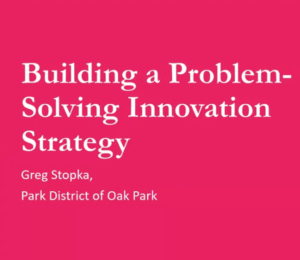 Building a Problem Solving Innovation Strategy